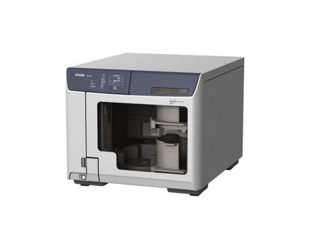 Robot de gravure et d'impression CD-DVD PP-50