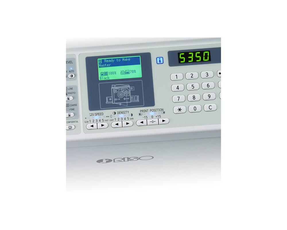 Duplicopieur haut-volume SF 5350 II