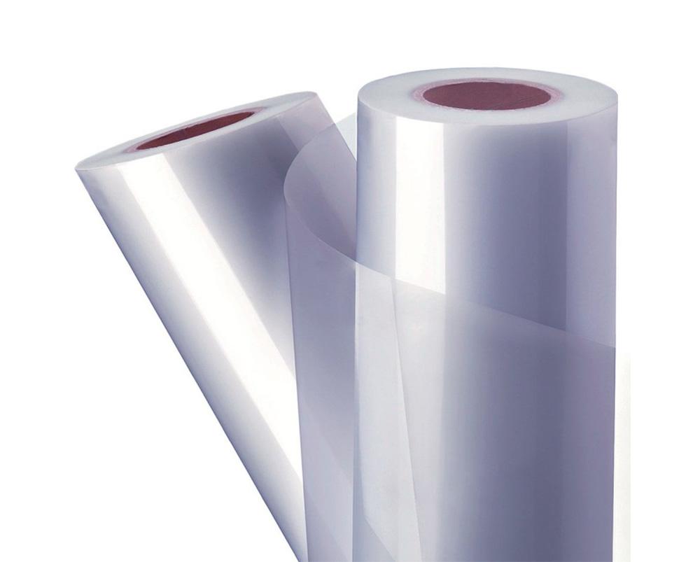 Films pour plastifieuse automatique ALM 3220 - laize 320 mm - boîte de 2 rouleaux