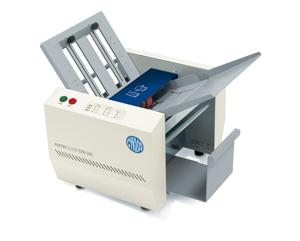 Plieuse CYKLOS CFM-500