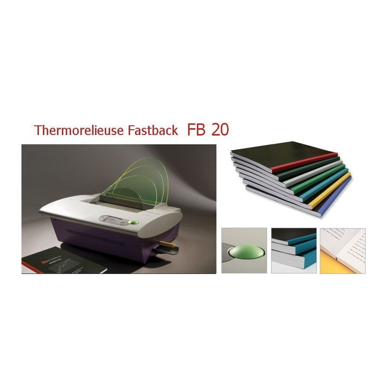 Thermorelieur professionnel FASTBACK FB20