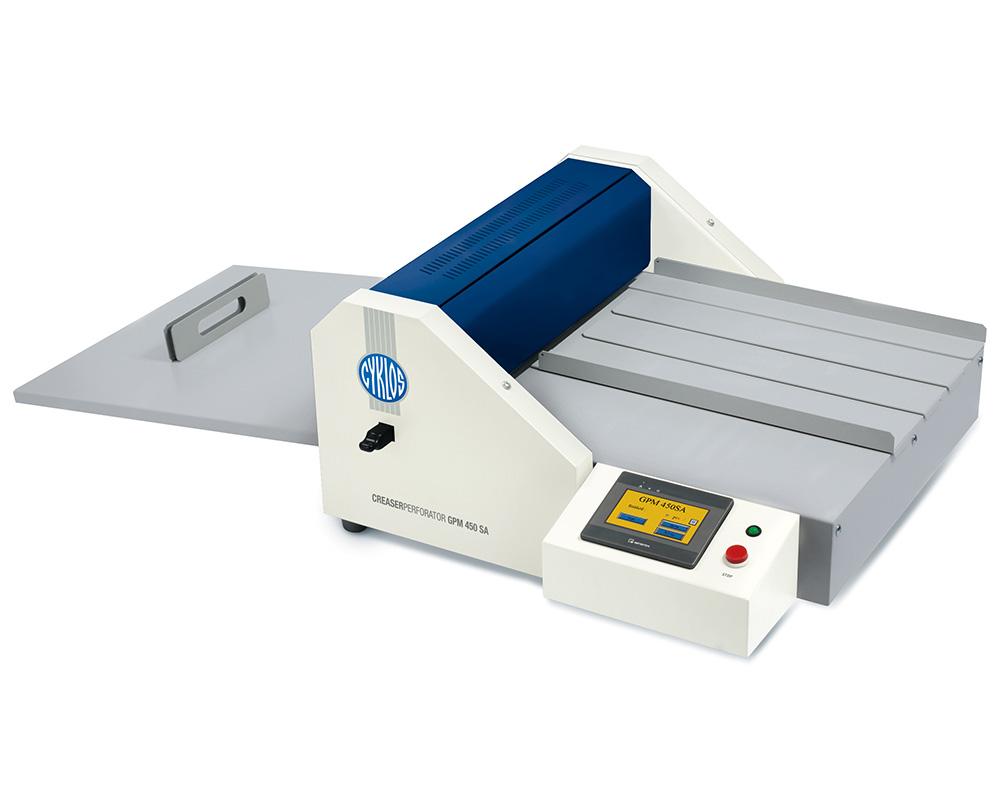 Raineuse électrique semi-automatique GPM-450 SA