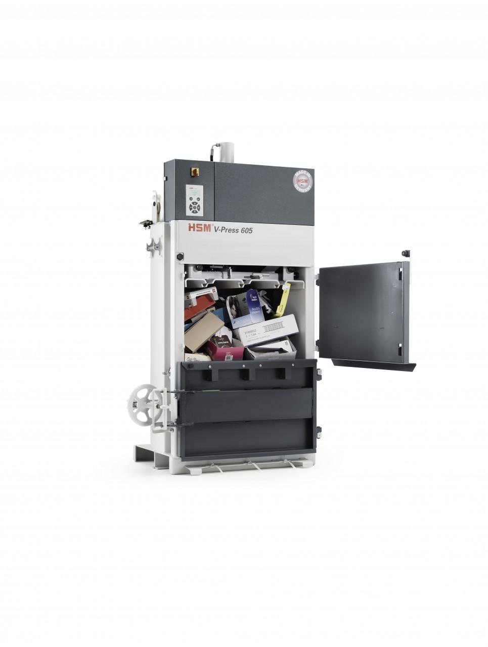 Presse à balles HSM V-Press 605