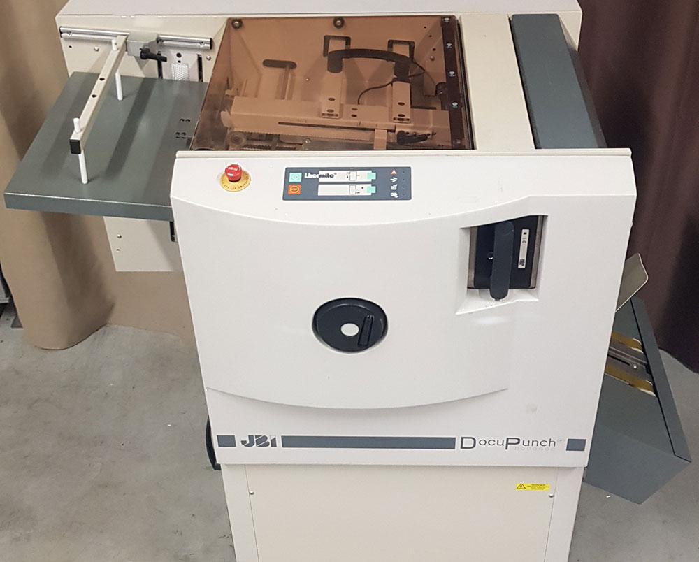 Perforateur automatique JBI Docupunch