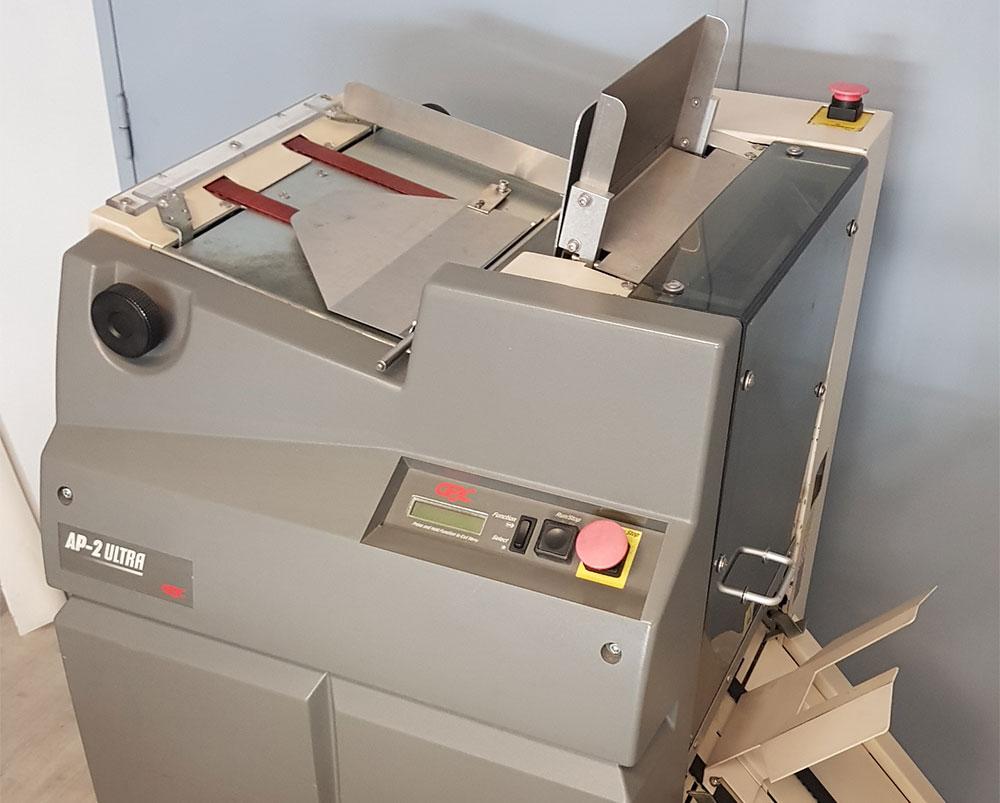 Perforateur automatique GBC AP2 ULTRA