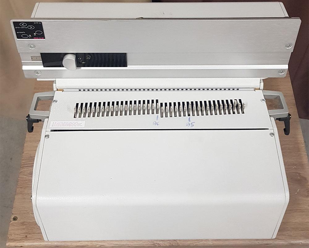 Perforateur RENZ DTP 340 A