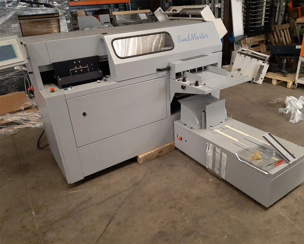 Thermorelieur BINDMASTER + SV700 EVA